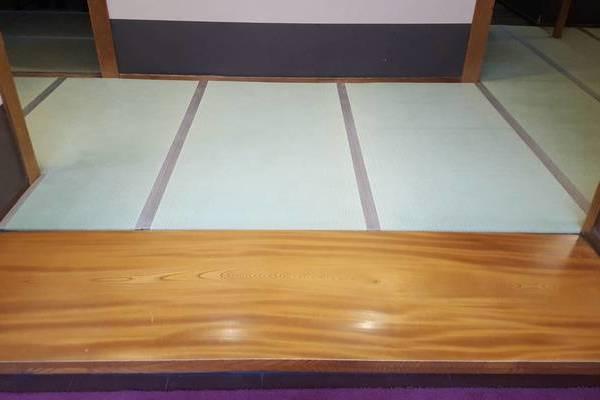 博多区中洲で畳の新調