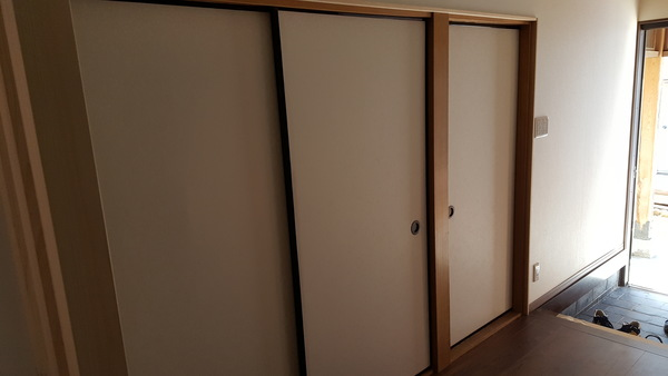 襖と障子の張り替えのサムネイル