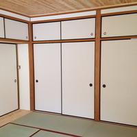 畳の表替えと襖の張り替えのサムネイル