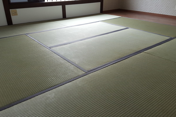 福岡市南区のH様邸畳の表替え