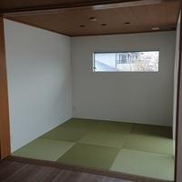 福岡市南区花畑K様邸新築の畳新調のサムネイル