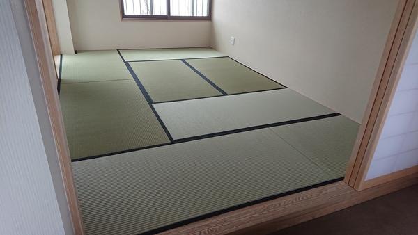 糸島市志摩町の別荘の畳の新調のサムネイル