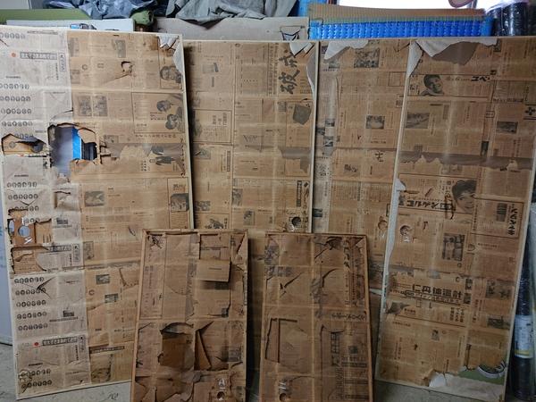 大野城市瓦田戸建住宅の襖貼り替えのサムネイル