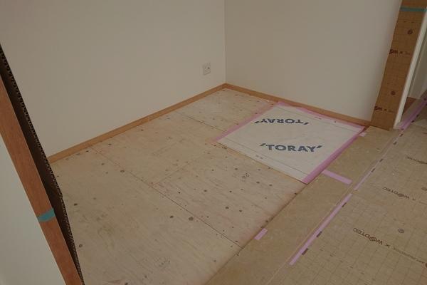 福岡市東区舞松原の新築の畳の新調