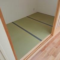 福岡市東区舞松原の新築の畳の新調のサムネイル