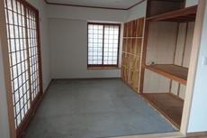 福岡市東区馬出のマンションのリフォーム工事