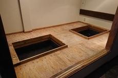 福岡市南区大橋の居酒屋の畳の新調と障子の貼り替え