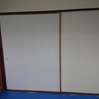 福岡市博多区博多駅南の賃貸物件の襖張り替えのサムネイル
